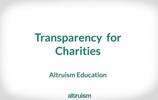 Altruism education
